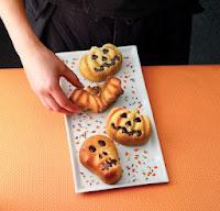 decoracion para halloween cocina