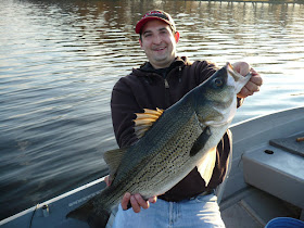 Big Hopatcong Hybrid Striped Bass
