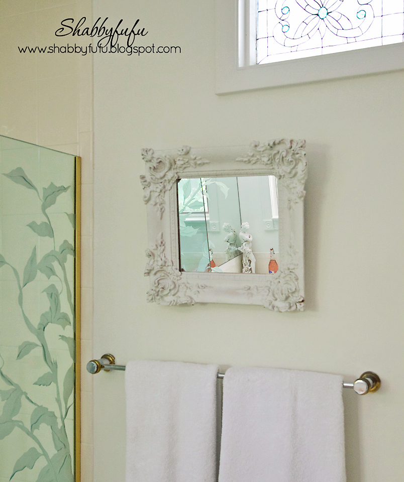 Master bathroom decor and my essentials shabbyfufu for Bathroom essentials