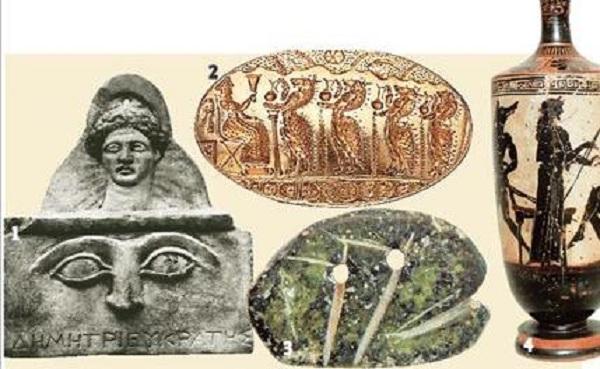 Μάγοι και Κατάρες στην... Αρχαία Ελλάδα