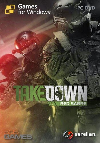 TAKEDOWN RED SABRE PC GAME FULL VERSION