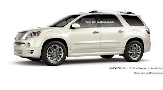 سيارة دينالي جديدة 2012 يوكن 2011-gmc-acadia-dena