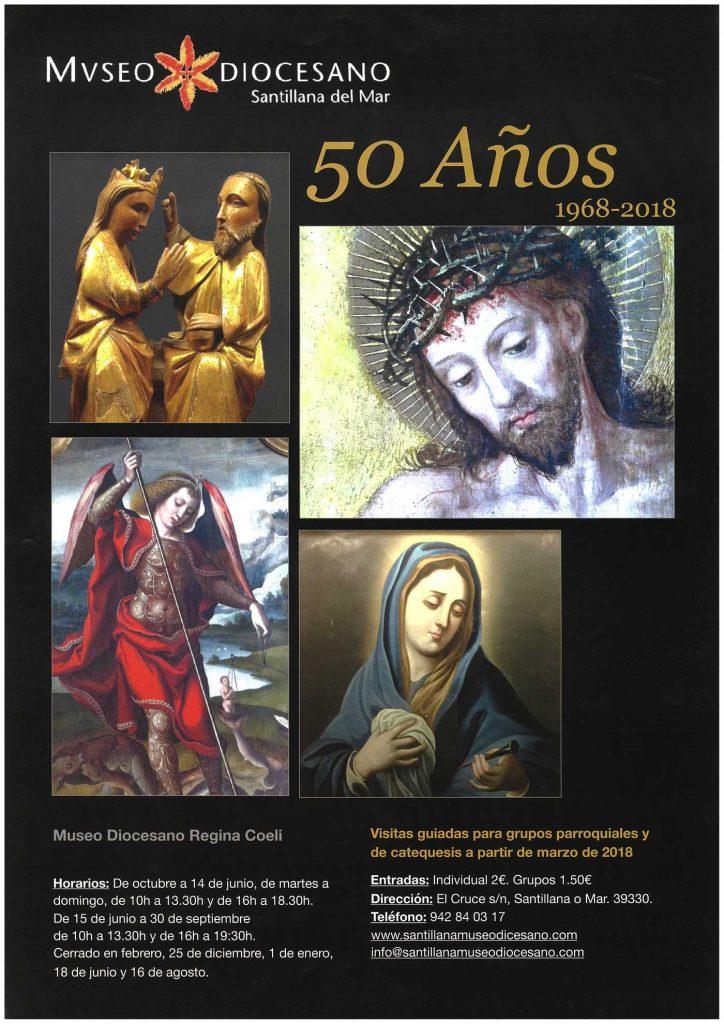VISITA EL MUSEO DIOCESANO EN SANTILLANA DEL MAR