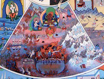 Gambaran Neraka Agama Jain