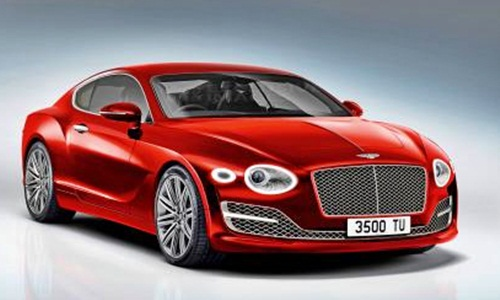 auto express new car releasesNew Bentley Continental gt on The Way Auto Express 2017  Car