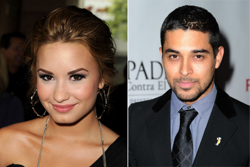 demi and wilmer dating again