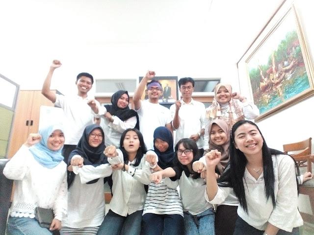 Pengurus Teens Go Green Indonesia