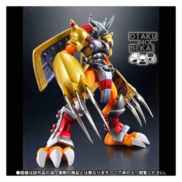 D-Arts Digimon Adventure WarGreymon