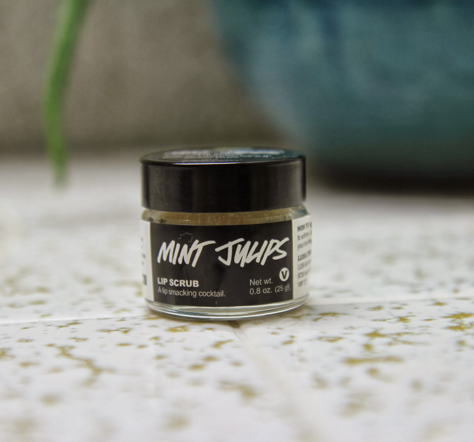 Beautiful Gorgeous Darling Makeup Lush Mint Julips Lip