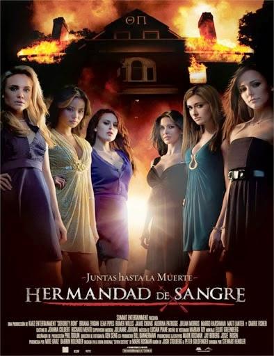 Ver Hermandad de sangre (Sorority Row) (2009) Online