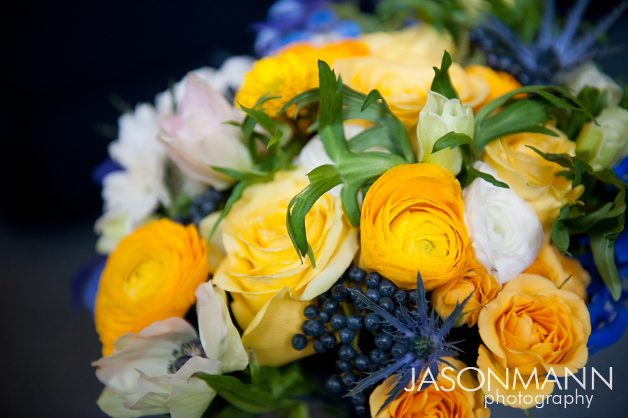 Jason Mann Photography - Door County Wedding Flowers