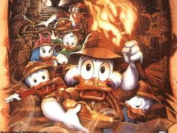 Duck Tales Cartoon