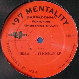 Cappadonna – '97 Mentality (VLS) (1997) (VBR V2)