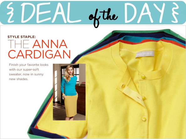 Banana Republic Must-Have Cardigan in 10+ hues + 30% Off — A Modern Mrs.
