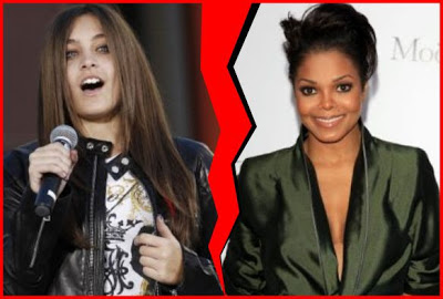 Paris Jackon Boycotts Janet Jackson's Wedding