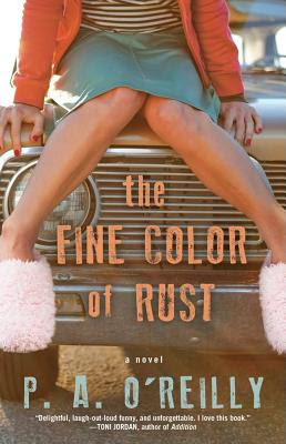 Book Review: The Color of Rust