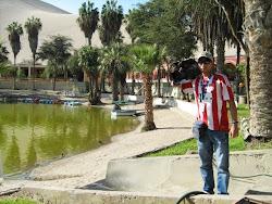 En La Laguna Huacachina