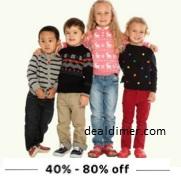 FlipKart Offer - Buy Kids Fashion, Toys, Babycare @ Rs. 100 off