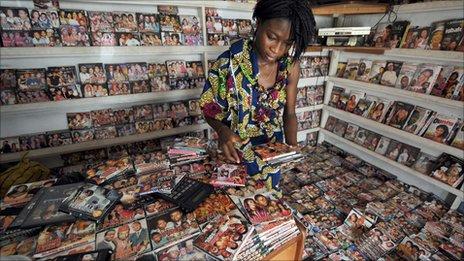 Lagos Nigeria Women