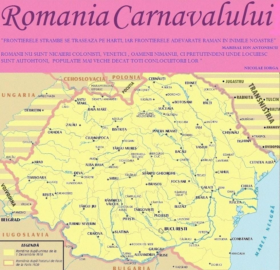 Romania Carnavalului