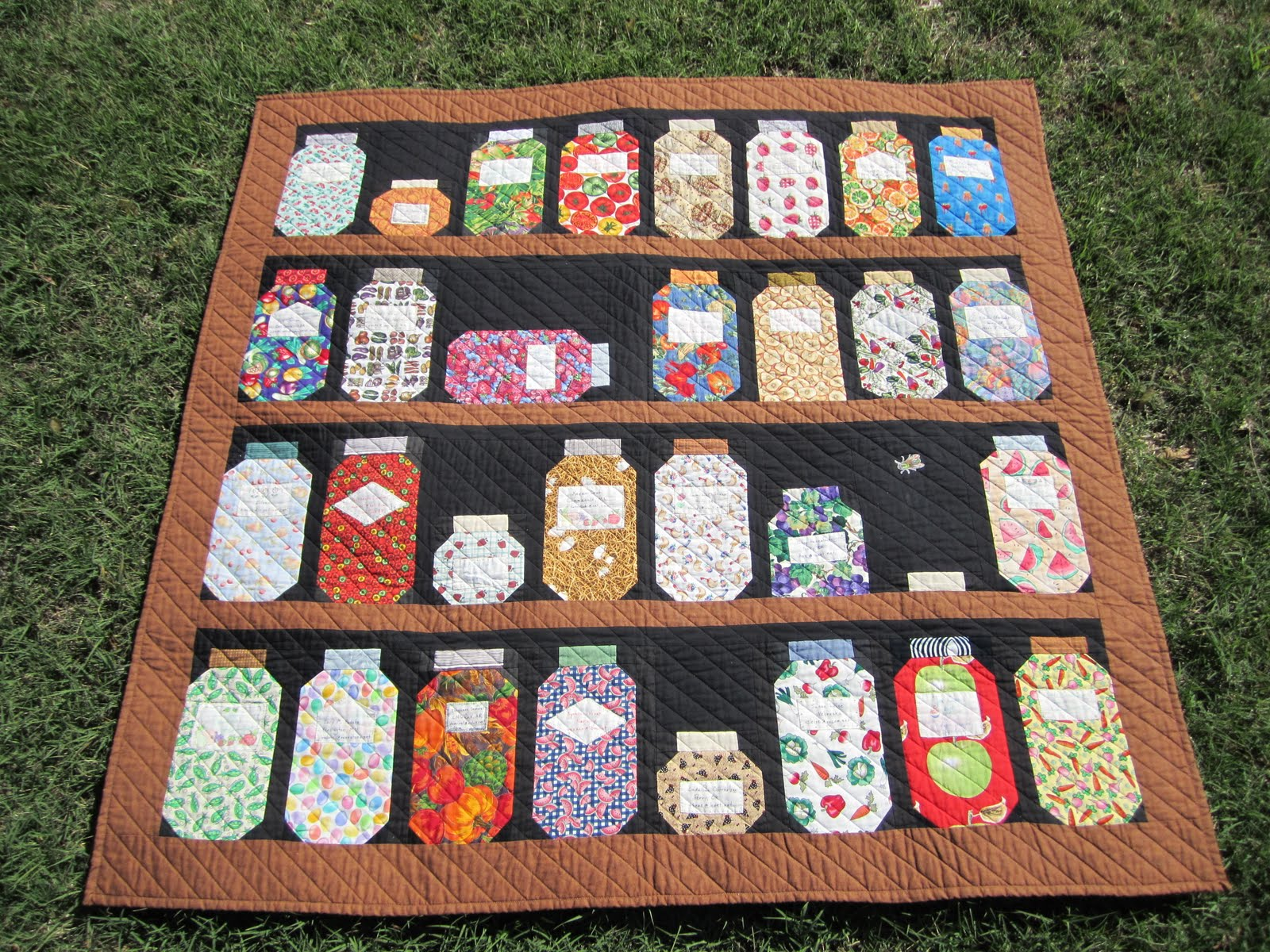 bug jar quilt pattern | eBay - Electronics, Cars, Fashion