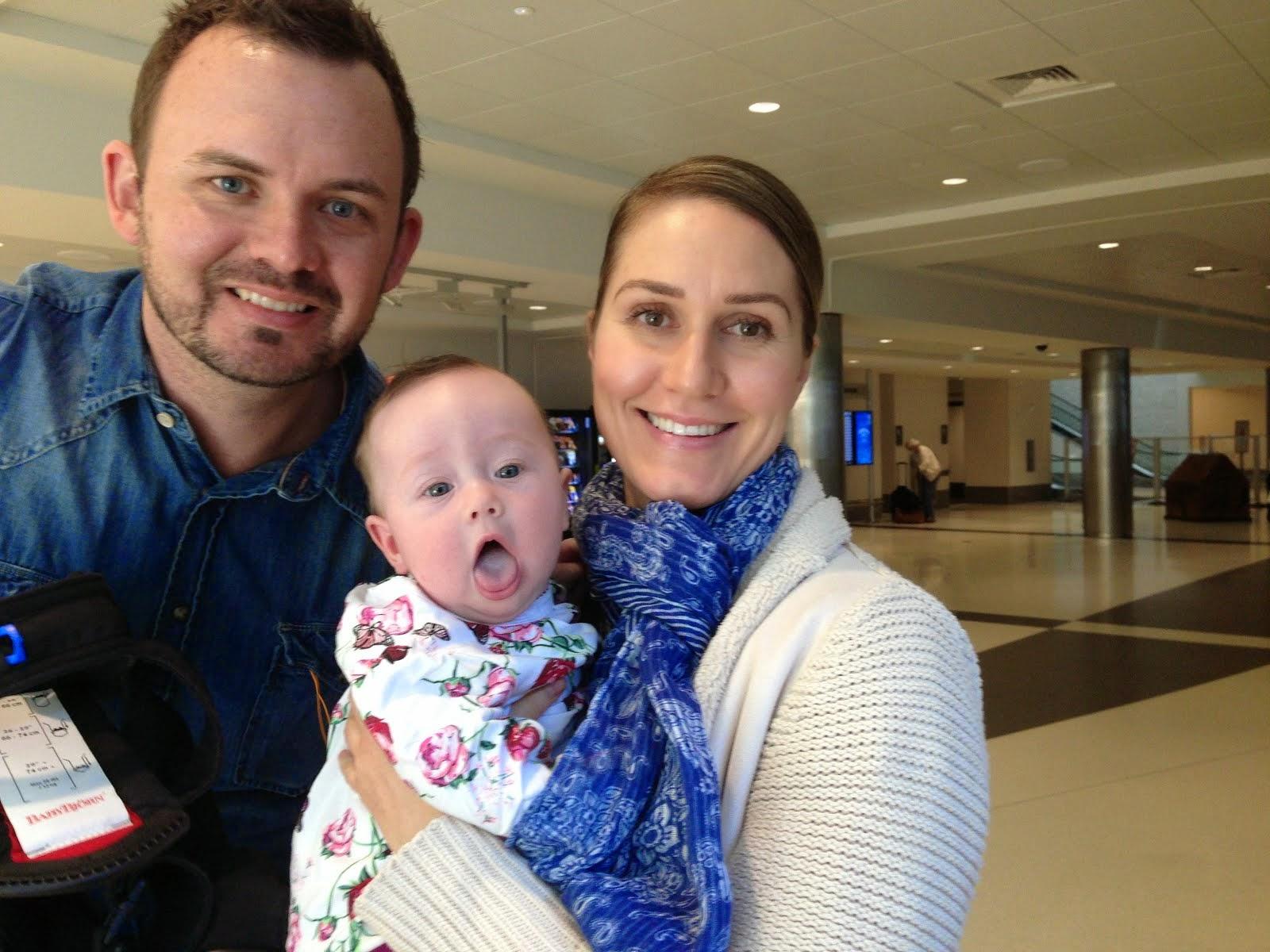 Garrett, Rhada and Harper