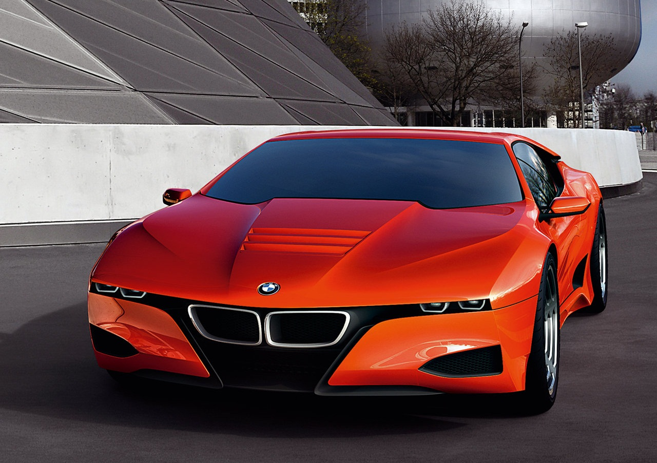 Sports Cars 2015: BMW M1 2016 Super Sports Cars