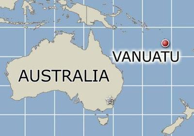 Islas Vanuatu