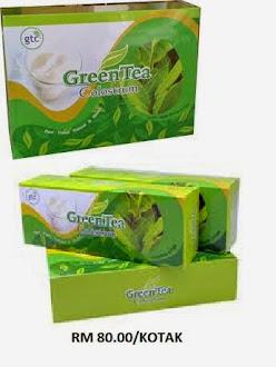 GREEN TEA COLOSTRUM