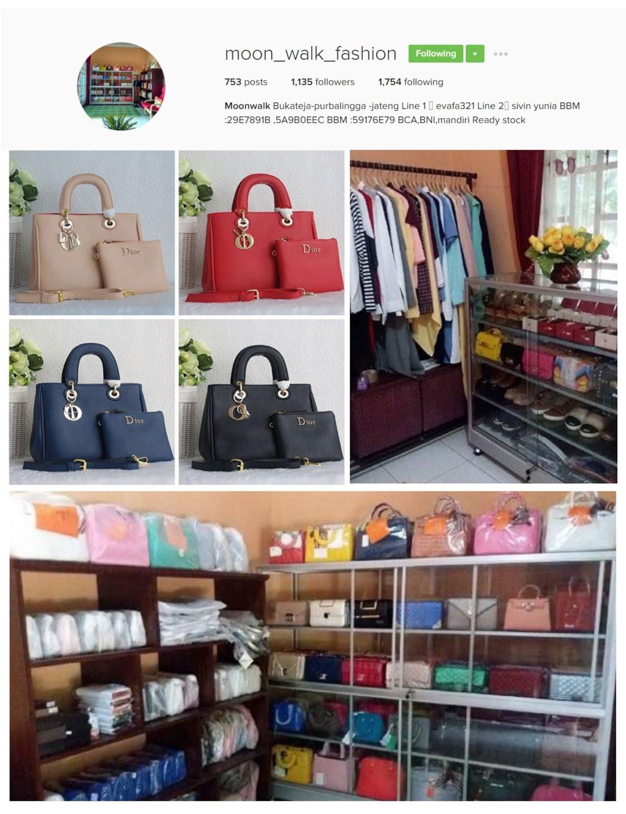Moon Walk Fashion ( Online Shop )