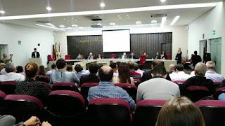 Diário do Curimataú no I Seminário de Portais da Paraíba