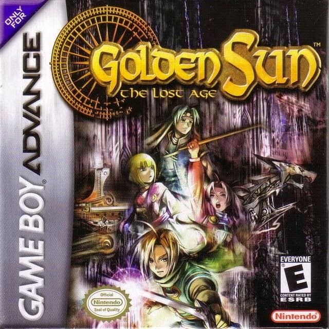 La trilogía de Golden Sun (GBA y NDS) (Español)