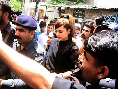 Model Ayyan Ali Court Hearing Latest Photos