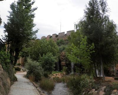 Parque Municipal de Muel-Zaragoza