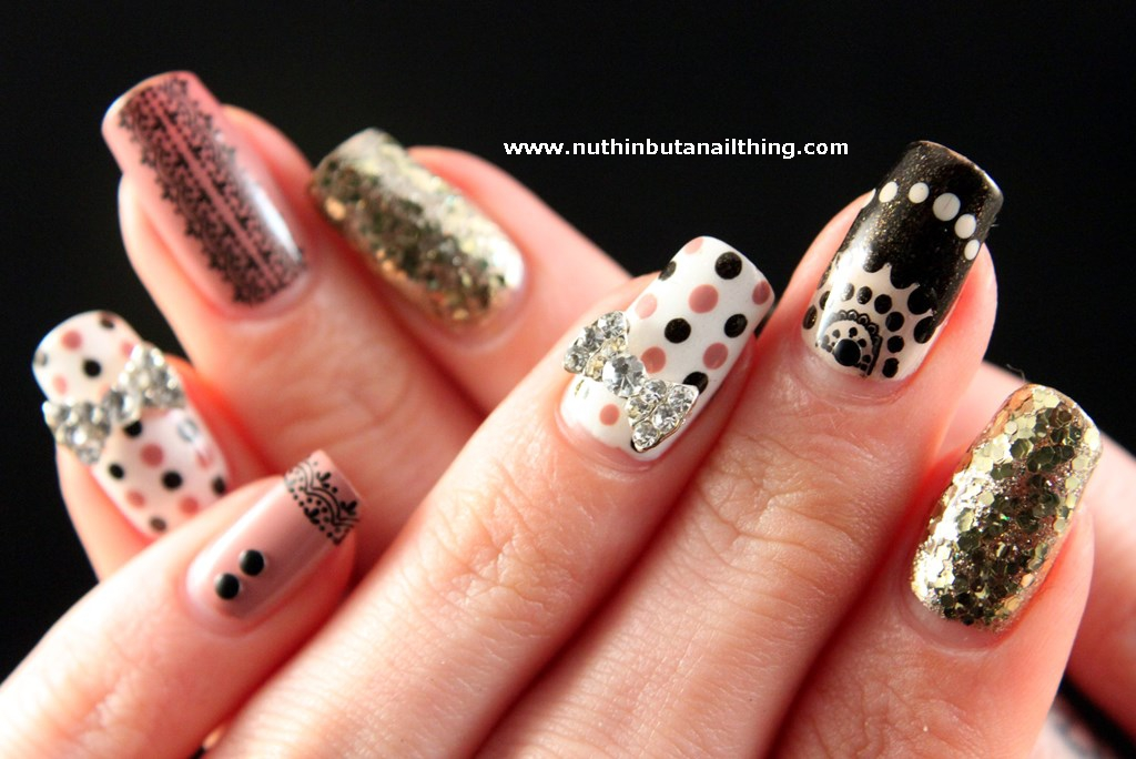 nuthin\' but a nail thing: March Polish Days : VINTAGE