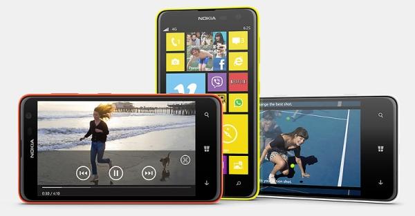 Nokia Lumia 625 Resmi Diperkenalkan, Ini Spesifikasinya