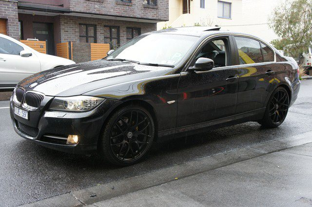 kaiser 19 inch bmw 3 series black pdw wow wall of wheels 2013. Black Bedroom Furniture Sets. Home Design Ideas