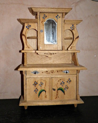 credenza for dollhouse