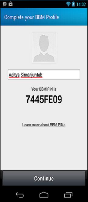 BBM PIN :)