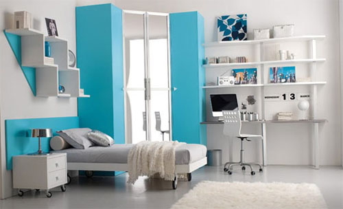 Bedroom Design Ideas for Teen Boys