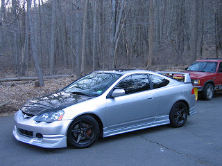 Acura Type on Acura Rsx Type S   Auto Car
