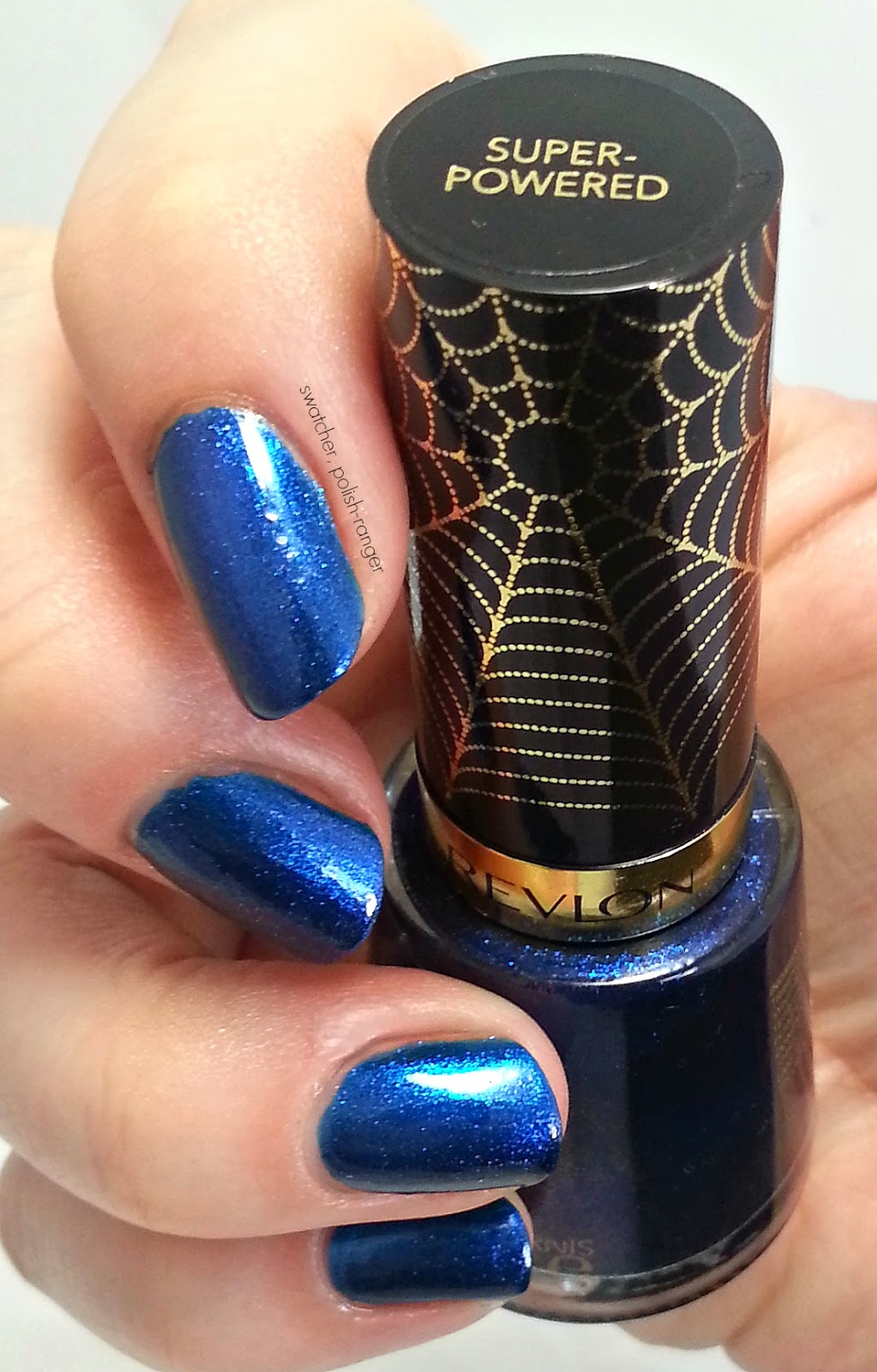 Revlon Electric Chrome Collection LE Super-Powered swatch