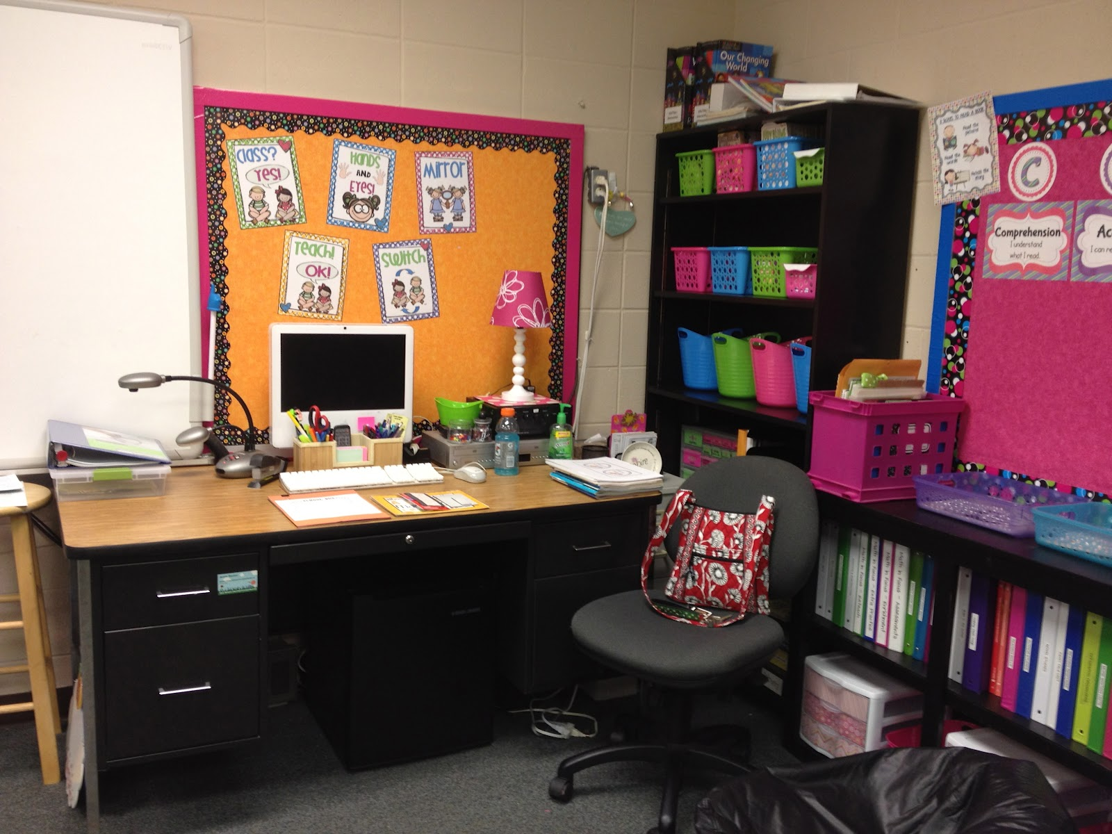 teacher you might see desk pin teachers be of thinking this some s decor decorating ideas