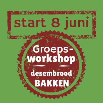 8 juni groepsworkshop