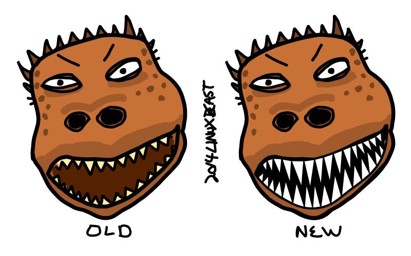OLD BEAST NEW BEAST