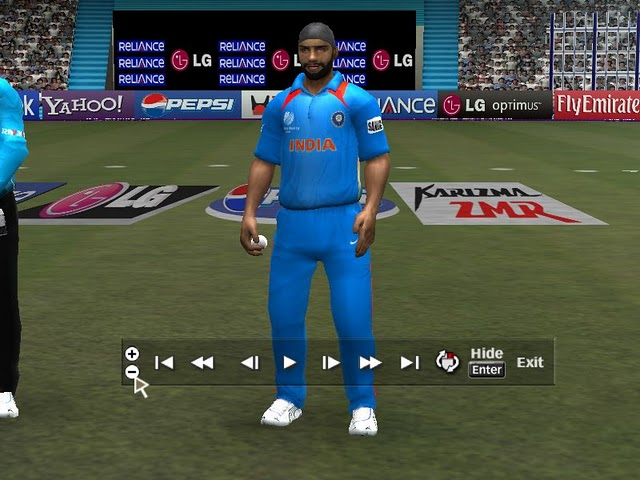 ea cricket 07 demo download