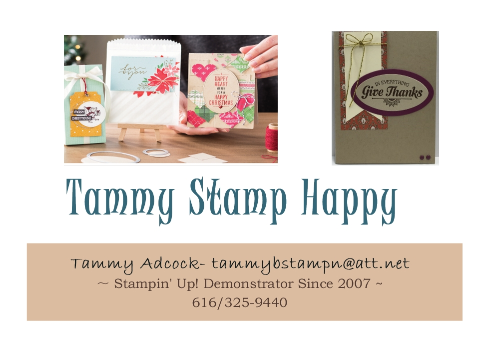 Tammy Stamp Happy