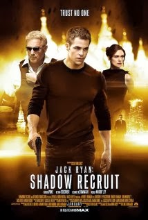 Cover Jack Ryan: Shadow Recruit ( 2014 ) | Sinemaloverz