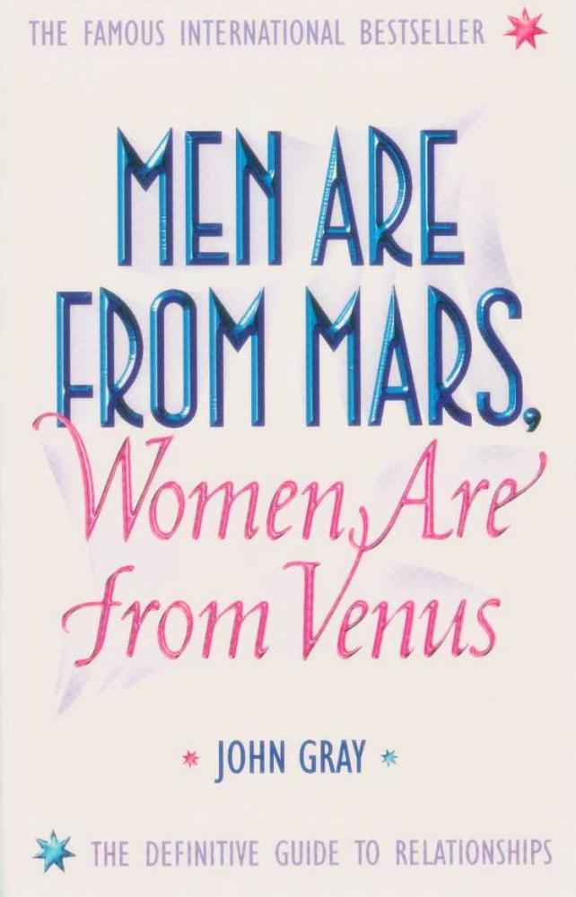bol.com | Men Are from Mars, Women Are from Venus, John ...
