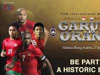 Indonesia vs Belanda Laga Bersejarah dan Spektakuler